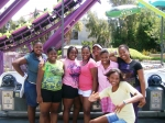 Day 2-Knott's Berry Farm (The Teenage Crew)